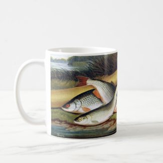 Fisherman's Coffee Mug - Roach