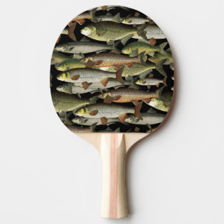 Fisherman's Fantasy Ping Pong Paddle