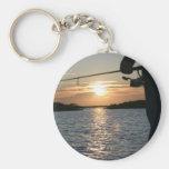 Fisherman's Sunset Keychains