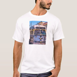 Fisherman's Wharf Streetcar T-Shirt