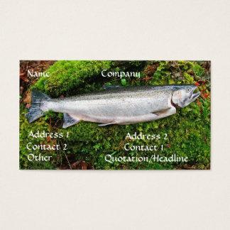 Fishermen Guide Business Card