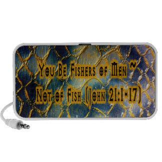 Fishers Of Men Mp3 Speakers
