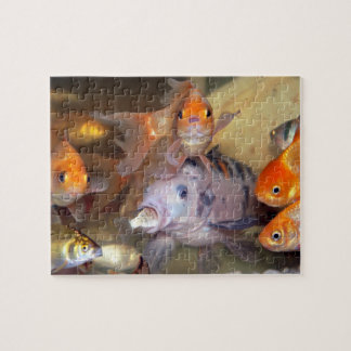 Fishes Caught Jigsaw Puzzle