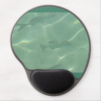 Fishes Gel Mouse Pad