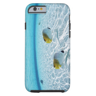 Fishes in the sea 2 tough iPhone 6 case
