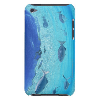 Fishes in the sea 4 iPod touch cases