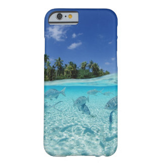 Fishes in the sea barely there iPhone 6 case