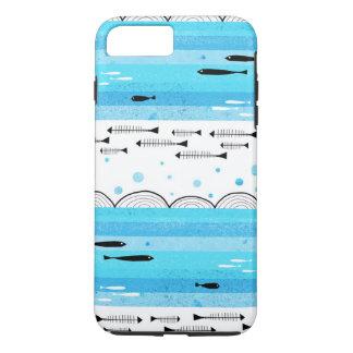 Fishes in the sea iPhone 8 plus/7 plus case
