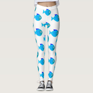Fishes Leggings