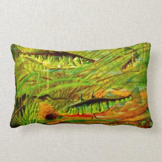 Fishes Lumbar Cushion