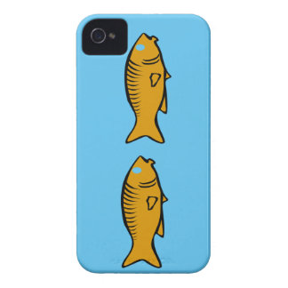 fishes swimming iPhone 4 cover