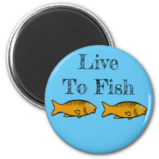 fishes swimming magnet