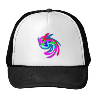 fishie jpg mesh hat