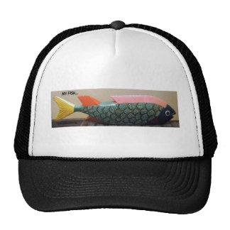 FISHIES MESH HATS