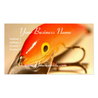 Fishin Card Business Cards