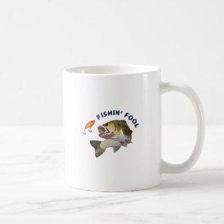 FISHIN FOOL COFFEE MUGS