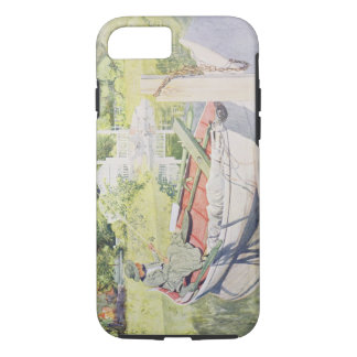Fishing, 1909 iPhone 8/7 case