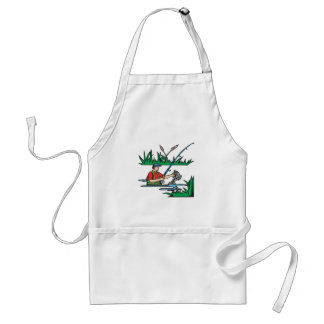Fishing 2 standard apron