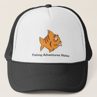 Fishing Adventures Wales Summer Cap