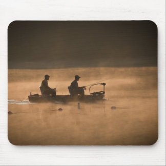 Fishing at Dawn Mouse Mat