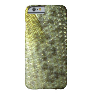 Fishing Bass Scales | Barely There iPhone 6 Case