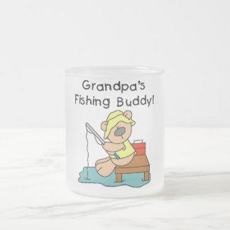 Fishing-Bear Grandpa s Fishing Buddy Tshirts Mug