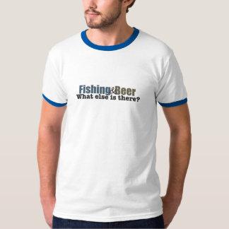 Fishing & Beer Tee Shirts