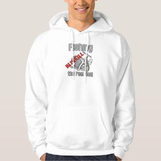 Fishing Bluegill The Reel Deal Serious Fishing Sweatshirt