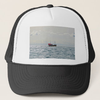 Fishing Boat Amanda Jane Trucker Hat