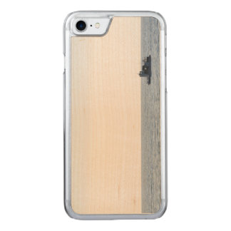 Fishing Boat Carved iPhone 8/7 Case