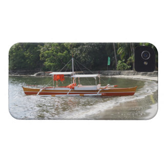 Fishing boat iPhone 4 Case-Mate cases