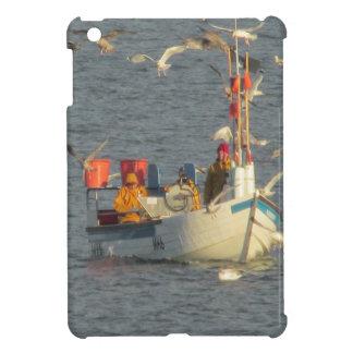 Fishing boat.JPG Case For The iPad Mini