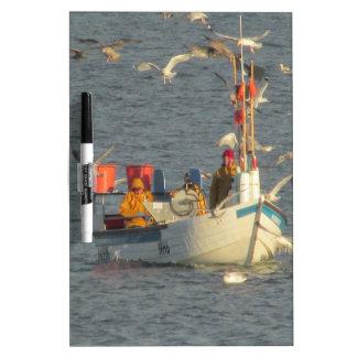 Fishing boat.JPG Dry Erase Board