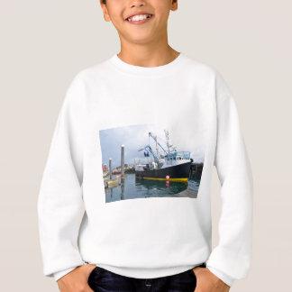 Fishing Boat Leaving Harbor Sweatshirt