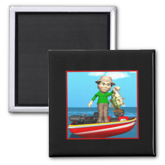 Fishing Boat Magnets