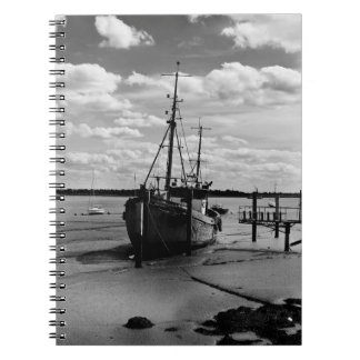 Fishing Boat photo notebook