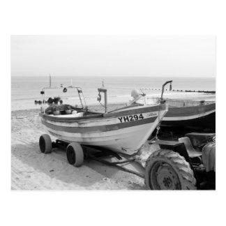 """Fishing Boat"" Postcard"