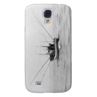 Fishing Boat Trolling Galaxy S4 Case