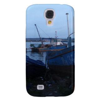 Fishing Boats At Dusk HTC Vivid Case