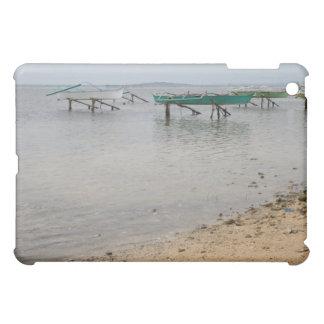 Fishing boats case for the iPad mini
