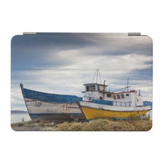 Fishing boats iPad mini cover