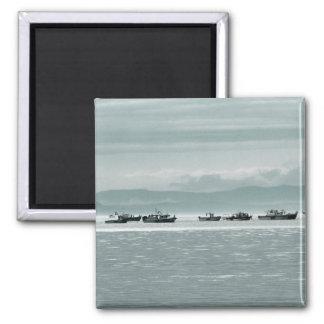 Fishing Boats Magnets