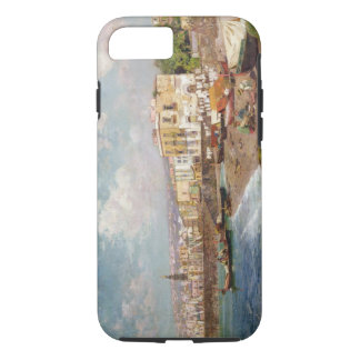 Fishing Boats on the Beach at Marinella, Naples (o iPhone 8/7 Case