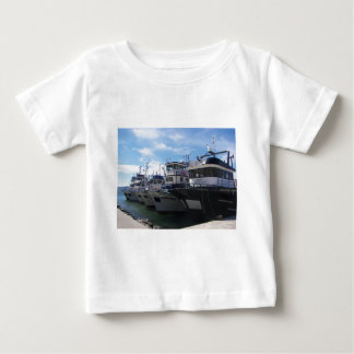 Fishing Boats On The Bosporus Baby T-Shirt