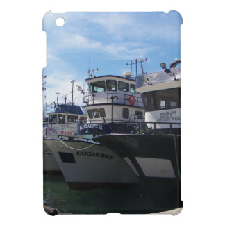 Fishing Boats On The Bosporus iPad Mini Cases