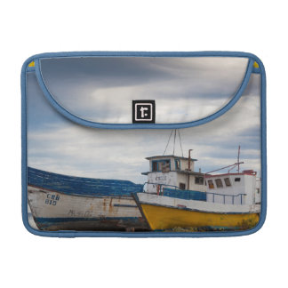 Fishing boats sleeve for MacBooks