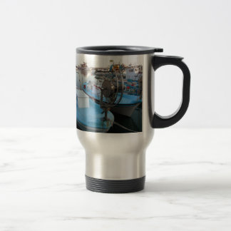 Fishing Boats Travel Mug