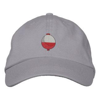 Fishing Bobber Embroidered Hat