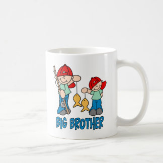 Fishing Buddies Big Brother Coffee Mug