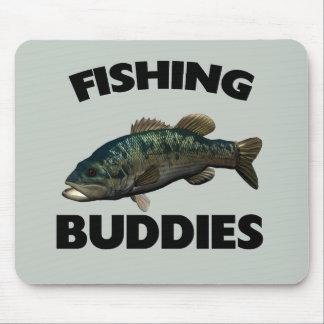 FISHING BUDDIES MOUSEPAD